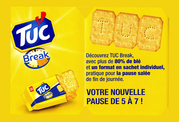 campagne Tuc breack