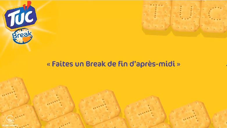 campagne Tuc breack Affiche