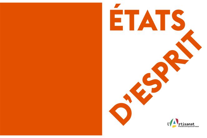Livre du Fonds National de Promotion et de Communication de l'Artisanat : ETATS D'ESPRIT