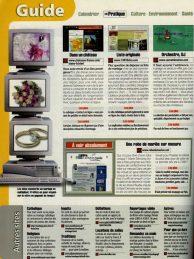 page interne de Web Magazine pour lequel Garance Hayat était Pigiste. (2)